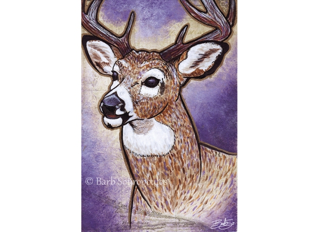 Dear Oh Deer_Barb Sotiropoulos