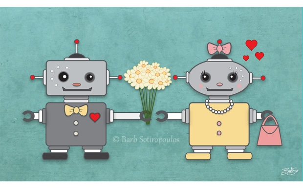 Robot Love_Barb Sotiropoulos